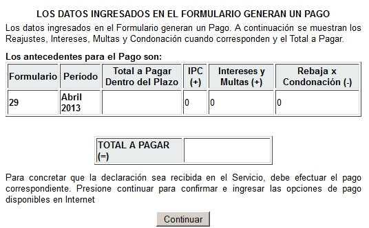 Guía para declarar el formulario 29 por internet (SII) Cómo se hace Recomendamos