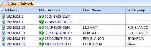 Windows no reconoce otros equipos en la red Preguntas y Respuestas